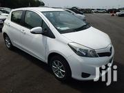 New Toyota Vitz 2012 White | Cars for sale in Mombasa, Tononoka