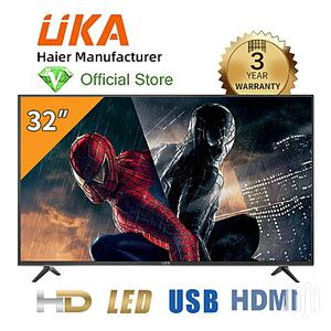 Uka Haier LED Dvbt2 Tvs. 32 Inches