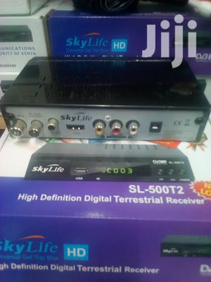 Sky Life Free To Air HD Decoder