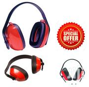 Ear Muffs Red For Sale | Safety Equipment for sale in Nairobi, Nairobi Central