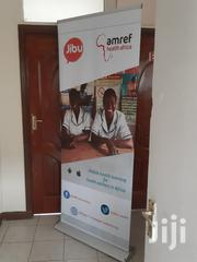Strong Durable Aluminium Rollup Banners... Free Delivery. | Other Services for sale in Nairobi, Nairobi Central