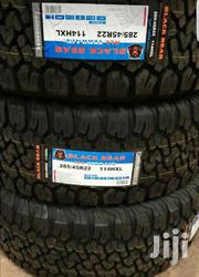 285/45/22 Blackbear AT Tyres Is Made In China | Vehicle Parts & Accessories for sale in Nairobi, Nairobi Central