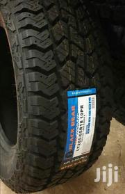 285/65/18 Blackbear AT Tyres Is Made In China | Vehicle Parts & Accessories for sale in Nairobi, Nairobi Central