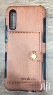 Samsung Galaxy A50 Brushed Card Slots Hard Case | Accessories for Mobile Phones & Tablets for sale in Mombasa, Tudor