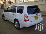 Subaru Forester 2007 White | Cars for sale in Isiolo, Wabera