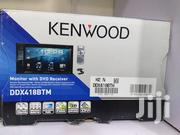 Kenwood Ddx418btm Car Stereo | Vehicle Parts & Accessories for sale in Nairobi, Nairobi Central