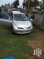 Nissan March 2006 Silver | Cars for sale in Nyandarua, Githabai