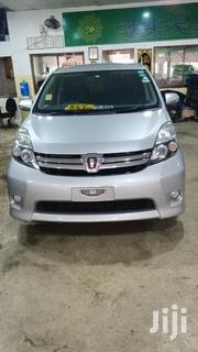 Toyota ISIS 2013 Silver | Cars for sale in Mombasa, Tudor