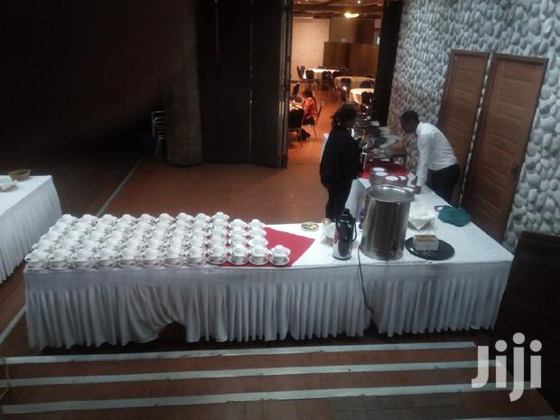 Catering Services.