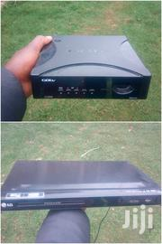 A Gotv Decoder And An Lg Dvd For Sale.All At 2500/-.Call . | Audio & Music Equipment for sale in Nyandarua, Nyakio