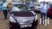 Toyota Premio 2007 Purple | Cars for sale in Uasin Gishu, Kapsaos (Turbo)