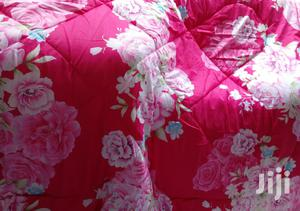 4*6 Cotton Duvets With A Matching Bed Sheet And 2 Pillowcases