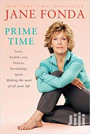 Prime Time-jane Fonda | Books & Games for sale in Nairobi, Nairobi Central