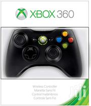 Microsoft Xbox 360 Wireless Controller Pad Brand New Black | Video Game Consoles for sale in Nairobi, Nairobi Central