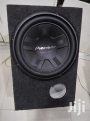 Pioneer Bass Subwoofer 1400w With Cabinet | Vehicle Parts & Accessories for sale in Nairobi, Nairobi Central