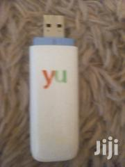 A Cracked YU Modem. Works Perfectly With All Simcards | Computer Accessories  for sale in Nakuru, Rhoda
