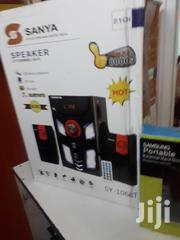 Sanya Super Subwoofer With Fm Bluetooth And USB   Audio & Music Equipment for sale in Nairobi, Nairobi Central