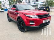 Land Rover Range Rover Evoque 2012 Red | Cars for sale in Mombasa, Shimanzi/Ganjoni