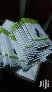 Designing And Printing | Manufacturing Services for sale in Nairobi, Nairobi Central