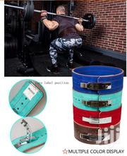 Lever Gym Lifting Belt Strongman Fitness Crossfit | Sports Equipment for sale in Kajiado, Ongata Rongai