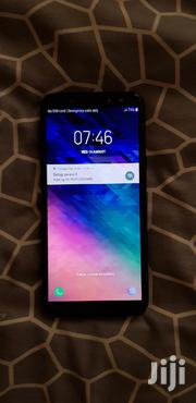 Samsung Galaxy A6 64 GB Black | Mobile Phones for sale in Nairobi, Embakasi