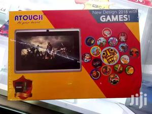 Kids Tablets OFFER Atouch A32 In Shop 8GB 1GB Ram With Ready Games√