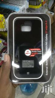 JLW 6500mah Battery Case For Samsung Galaxy S7 Edge Smart Charger Case | Accessories for Mobile Phones & Tablets for sale in Nairobi, Nairobi Central