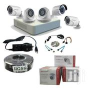 Five Hikvision 1mp Complete CCTV Cameras System | Cameras, Video Cameras & Accessories for sale in Nairobi, Nairobi Central