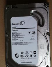 Seagate 2TB Sata Harddisk Brand New For Desktop And CCTV | Cameras, Video Cameras & Accessories for sale in Nairobi, Nairobi Central