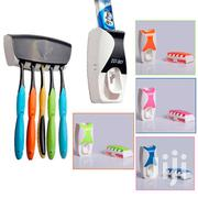 Automatic Toothpaste Dispenser & Toothbrush Holder | Home Accessories for sale in Nairobi, Nairobi Central