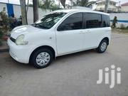 Toyota Sienta 2005 White | Cars for sale in Mombasa, Changamwe