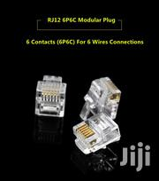 RJ12 Connector 6P6C Modular Cable | Computer Hardware for sale in Nairobi, Nairobi Central