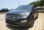 Hyundai Santa Fe 2014 Blue | Cars for sale in Mombasa, Bamburi
