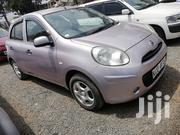 New Nissan March 2012 Silver | Cars for sale in Nairobi, Karura