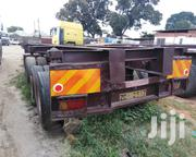 Clean Bhachu Skeleton Trailer With Tyres Read To Go | Trucks & Trailers for sale in Mombasa, Changamwe