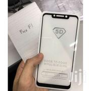 5D Full Tempered Glass Screen Protector For Xiaomi Pocophone F1 | Accessories for Mobile Phones & Tablets for sale in Nairobi, Nairobi Central