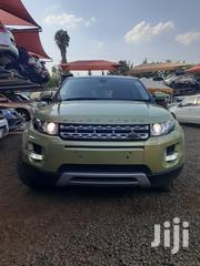 Land Rover Range Rover Evoque 2013 Green | Cars for sale in Nairobi, Nairobi Central