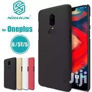 One Plus 5t Case, Nilkin Frosted Shield Backcover For One Plus 5t | Accessories for Mobile Phones & Tablets for sale in Nairobi, Nairobi Central