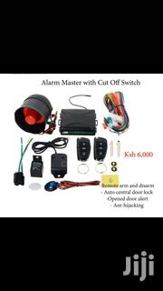 Car Alarm With Cut Out | Vehicle Parts & Accessories for sale in Mombasa, Bamburi
