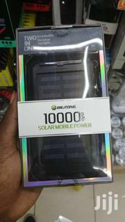 Bilitong Dual USB 10000 Mah Solar Power Bank With LED Camp Light | Accessories for Mobile Phones & Tablets for sale in Nairobi, Nairobi Central
