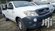 Toyota Hilux 2009 2.5 D-4D SRX White | Cars for sale in Nairobi, Ngara