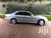 Mercedes-Benz S Class 2001 Silver | Cars for sale in Nairobi, Parklands/Highridge