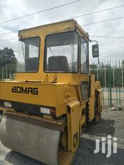 Drum Roller Compactor Bomag Double Drum Vibratory Compactor | Heavy Equipments for sale in Nairobi, Embakasi