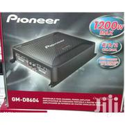 Pioneer GM-D8604 Class FD 4channel  1200watts Bridgeable Amplifier | Vehicle Parts & Accessories for sale in Nairobi, Nairobi Central