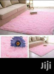 Fluffy Soft Carpet 5by8 Pink | Home Accessories for sale in Nairobi, Nairobi Central