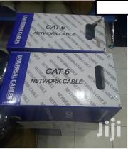 Cat 6 Cable For CCTV And Networking | Accessories & Supplies for Electronics for sale in Nairobi, Nairobi Central