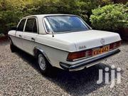 Old School 1980 Mercedes Benz 200 Classic W123 Model 115-engine | Cars for sale in Nairobi, Kilimani