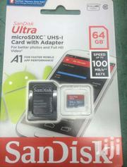 Original Sandisk Mermory Card 64GB | Accessories for Mobile Phones & Tablets for sale in Nairobi, Nairobi Central