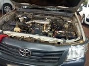 Toyota Pickup Local Diesel Enginre 2012 Date Of Manufacture | Trucks & Trailers for sale in Kericho, Kipchimchim