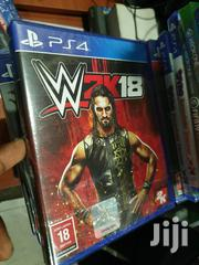Wwe 2k18 Ps4 | Video Games for sale in Nairobi, Nairobi Central